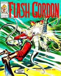 Flash Gordon : Vol. 1, Issue 11 Volume Vol. 1, Issue 11 by Raymond, Alex